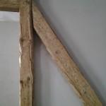 gestrahlte_Holzkonstruktion
