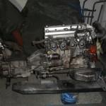 Alfamotor vor der Reinigung