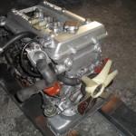 Alfamotor nach der Reinigung