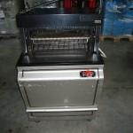 Brotschneidemaschine nach der Reinigung 1