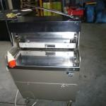 Brotschneidemaschine nach der Reinigung 2