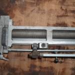 Komponente einer Klebevorrichtung 1 nach der Reinigung