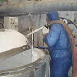 Reinigung in der Papierindustrie