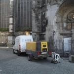 Fassadenreinigung Aachener Dom