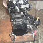 Yamahamotor vorher