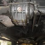 SI Bentley Bauj. 1956 Starke Verschmutzung des Unterbodens
