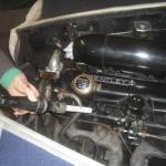 SI Bentley Bauj. 1956, Das ist doch Mal ein Motor
