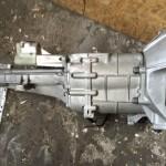 Maserati Getriebe nach der Trockeneisbehandlung