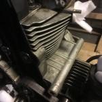Ducatimotor vor der Trockeneisreinigung 3