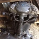 Ducatimotor vor der Trockeneisreinigung 2