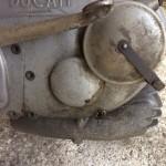 Ducatimotor vor der Trockeneisreinigung 1