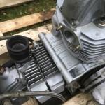 Ducatimotor nach der Trockeneisreinigung 2