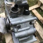Ducatimotor nach der Trockeneisreinigung 3