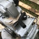 Ducatimotor nach der Trockeneisreinigung 4