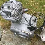 Ducatimotor nach der Trockeneisreinigung 1