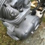 Ducatimotor nach der Trockeneisreinigung 5
