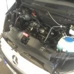 Motoransicht nach der Trockeneisreinigung 3