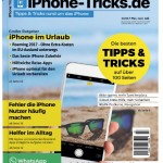 IPhone Tricks-Magazin-Cover