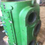 Kompressorzylinder nach der Reinigung